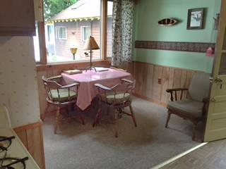Haven Cottage dining area